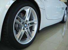 2009 BMW Z4 M Coupe - Wheel