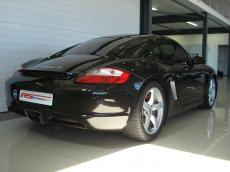 2006 Porsche Cayman S - Rear 3/4