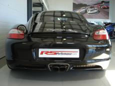 2006 Porsche Cayman S - Rear