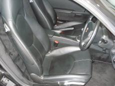 2006 Porsche Cayman S - Seats