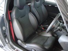 2013 Mini John Cooper Works GP - Seats