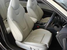 2013 Audi RS5 Cabriolet quattro S tronic - Seats
