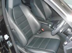 2012 Mercedes-Benz C63 AMG - Seats