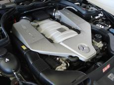 2012 Mercedes-Benz C63 AMG - Engine