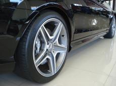 2012 Mercedes-Benz C63 AMG - Detail