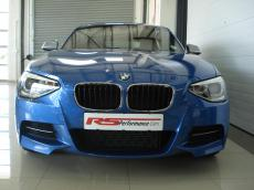 2014 BMW M135i 5DR A/T (F20) - Front