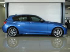 2014 BMW M135i 5DR A/T (F20) - Side