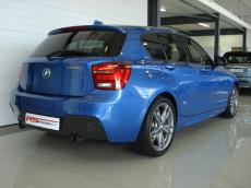 2014 BMW M135i 5DR A/T (F20) - Rear 3/4
