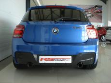 2014 BMW M135i 5DR A/T (F20) - Rear