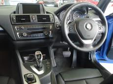 2014 BMW M135i 5DR A/T (F20) - Interior