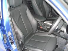 2014 BMW M135i 5DR A/T (F20) - Seats