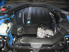 2014 BMW M135i 5DR A/T (F20) - Engine