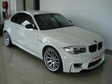 2012 BMW 1-Series M Coupe - Front 3/4