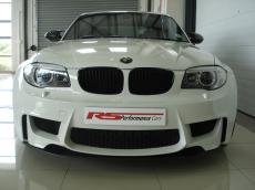 2012 BMW 1-Series M Coupe - Front