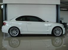 2012 BMW 1-Series M Coupe - Side