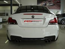2012 BMW 1-Series M Coupe - Rear