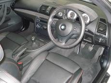 2012 BMW 1-Series M Coupe - Interior
