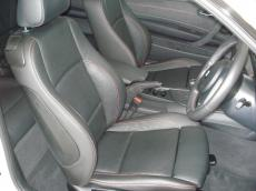 2012 BMW 1-Series M Coupe - Seats