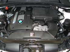 2012 BMW 1-Series M Coupe - Engine
