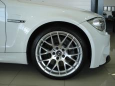2012 BMW 1-Series M Coupe - Detail