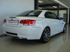 2009 BMW M3 Convertible M Dynamic M-DCT - Rear 3/4