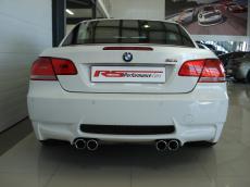 2009 BMW M3 Convertible M Dynamic M-DCT - Rear