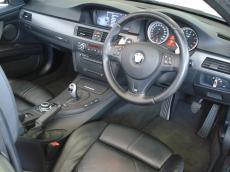 2009 BMW M3 Convertible M Dynamic M-DCT - Interior