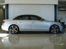 2012 Audi S4 3.0T FSI quattro S tronic - Side