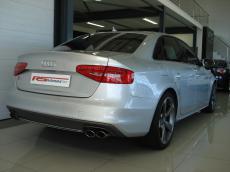 2012 Audi S4 3.0T FSI quattro S tronic - Rear 3/4