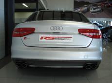 2012 Audi S4 3.0T FSI quattro S tronic - Rear