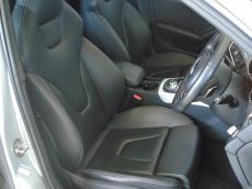 2012 Audi S4 3.0T FSI quattro S tronic - Seats