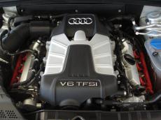 2012 Audi S4 3.0T FSI quattro S tronic - Engine