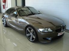 2009 BMW Z4 M Coupe - Front 3/4