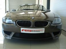 2009 BMW Z4 M Coupe - Front
