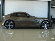 2009 BMW Z4 M Coupe - Side