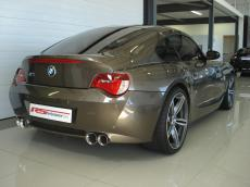 2009 BMW Z4 M Coupe - Rear 3/4