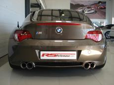 2009 BMW Z4 M Coupe - Rear
