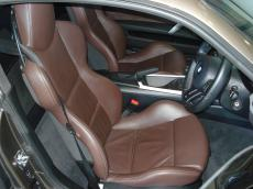 2009 BMW Z4 M Coupe - Seats