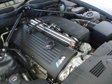 2009 BMW Z4 M Coupe - Engine