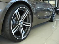 2009 BMW Z4 M Coupe - Detail