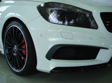 2014 Mercedes-Benz A45 AMG 4MATIC - Front