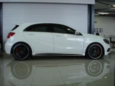 2014 Mercedes-Benz A45 AMG 4MATIC - Side