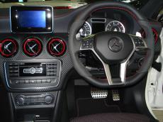 2014 Mercedes-Benz A45 AMG 4MATIC - Interior