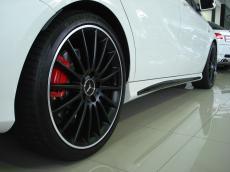 2014 Mercedes-Benz A45 AMG 4MATIC - Detail