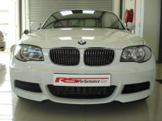 2010 BMW 135i Coupe DCT M-Sport - Front