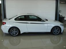 2014 BMW M235i Sport Auto - Side
