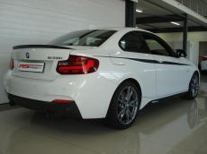 2014 BMW M235i Sport Auto - Rear 3/4