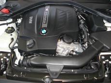2014 BMW M235i Sport Auto - Engine