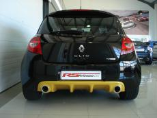 2013 Renault Clio RS Red Bull Racing RB7 - Rear