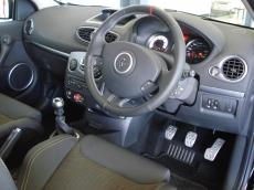 2013 Renault Clio RS Red Bull Racing RB7 - Interior